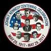 May 29 1917-2017 JFK 100th Birthday - Centennial Pinback Button