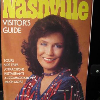 1980,82 Country Music Magazines