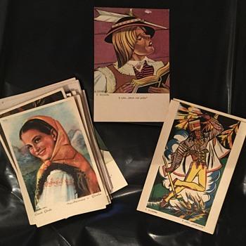 Postcards - Postcards