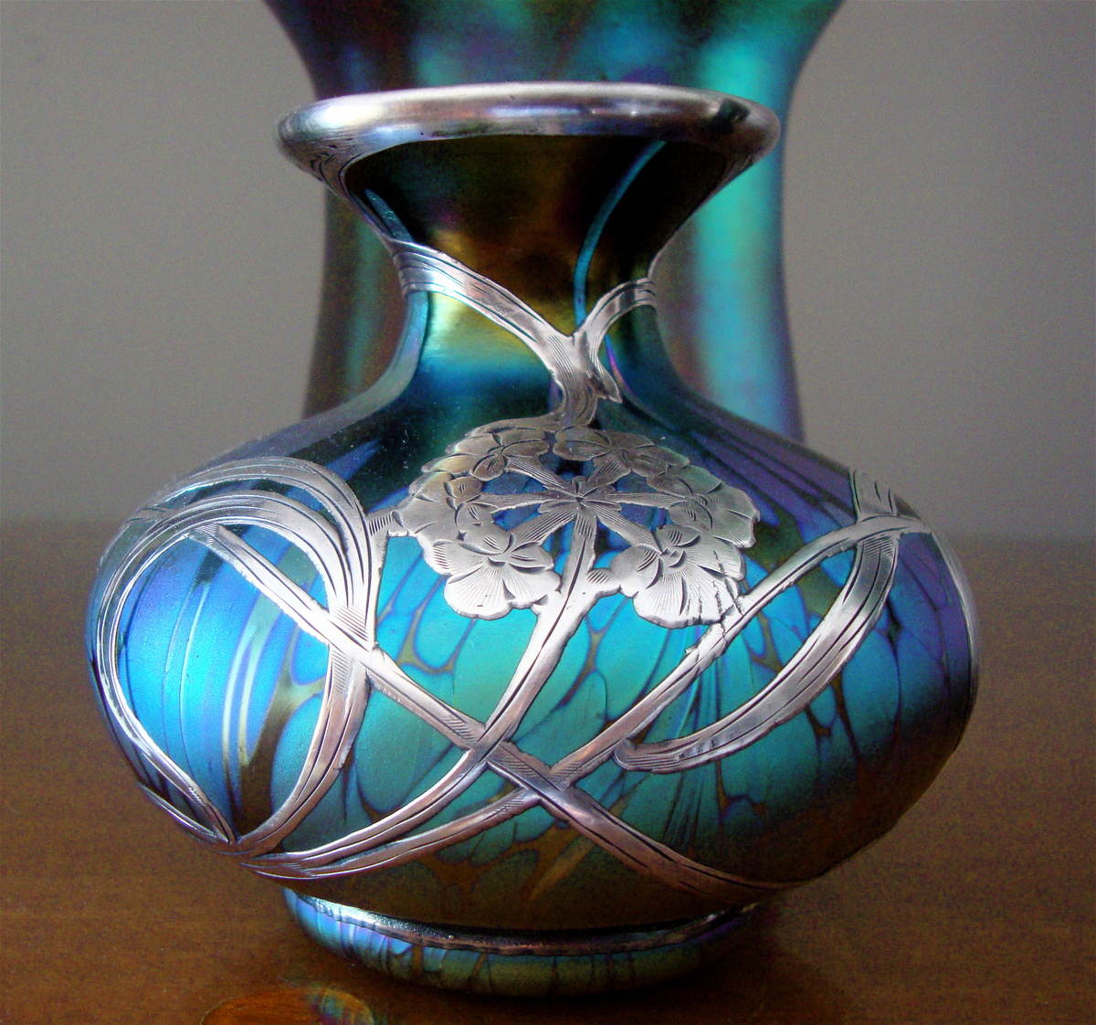 My fav loetz medici silver overlay vase collectors weekly reviewsmspy