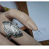 Russian Silver Ring