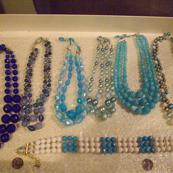 A few of my favorite things. - Costume Jewelry