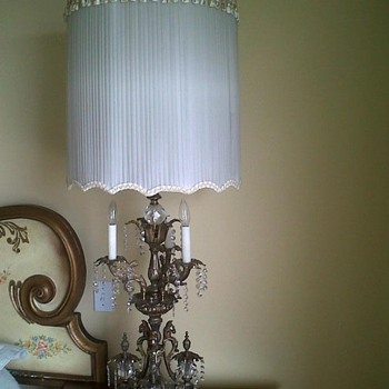 Mom's Bedside lamps - Lamps