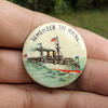 1898 Battleship Pin