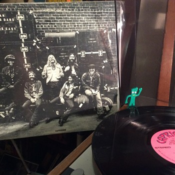 Allman brothers ,live ,,CookiN ,looKiN  - Records