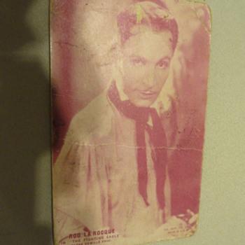 mutoscope arcade cards