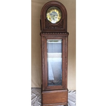 Dad's Grandfather Clock