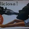 Coca-Cola Canvas with Marilyn Monroe drinking Coca-Cola