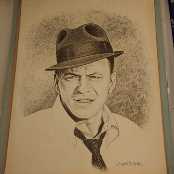 Frank Sinatra  - Music Memorabilia
