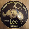 Vintage one sided Lee Rider Jeans