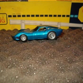 MAKO SHARK CORVETTE H.O SCALE - Model Cars