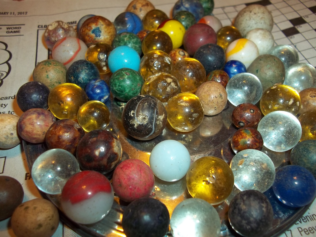 Old Marbles Collectors Weekly