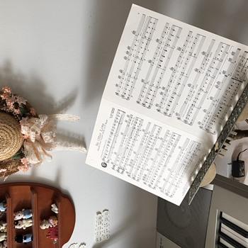 "1950 ""No Other Love"" Sheet Music Walt Disney Jo Stafford Chopin Etude - Music Memorabilia"