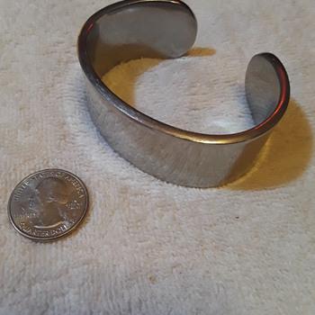 chunky chrome men's bracelet - Fine Jewelry