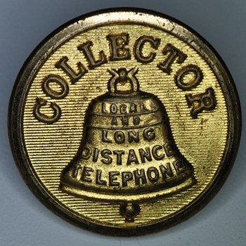 "Telephone ""Collector"" buttons - Telephones"