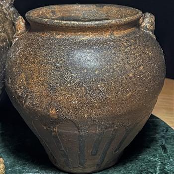 Slightly Smaller Jar - Song Dynasty? - Asian