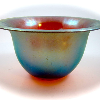 WMF Myra Crystal Shape Nr. J.66, ca. 1928 - Art Glass
