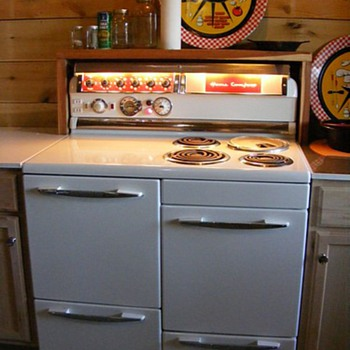 Home Comfort Electric Cook Stove