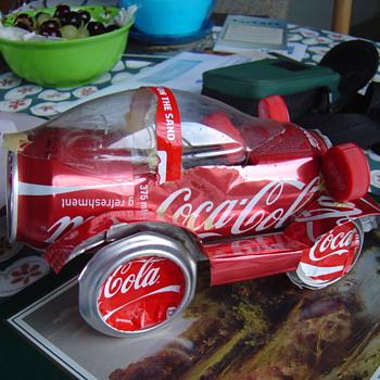 coca cola car - Coca-Cola