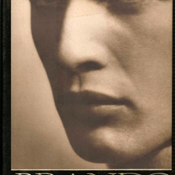 "1994 - ""Brando"" by Marlon Brando (First Edition) - Books"