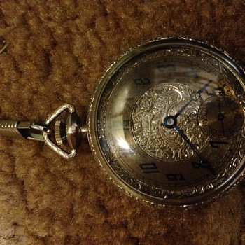 Father in law's pocket watch