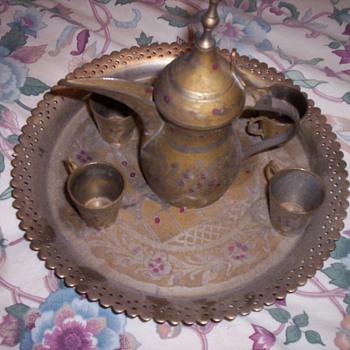 Cool Tea set I think - Asian