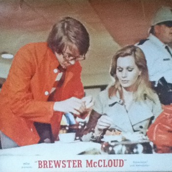 Brewster McCloud Lobby Card