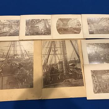 Old Shipyard Photos - Photographs