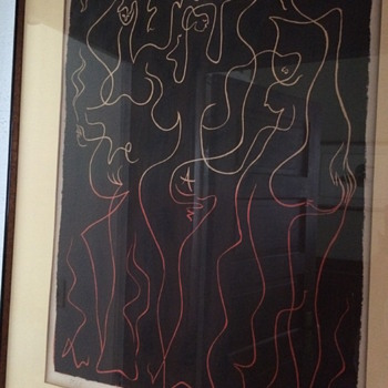 Help figuring out the artist of this print
