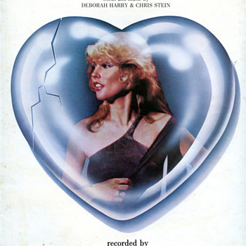 Blondie - Heart of Glass sheet music - Music Memorabilia