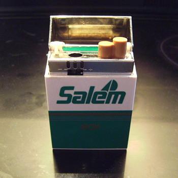 salem lighter - Tobacciana