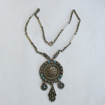 Turkish necklace - Fine Jewelry