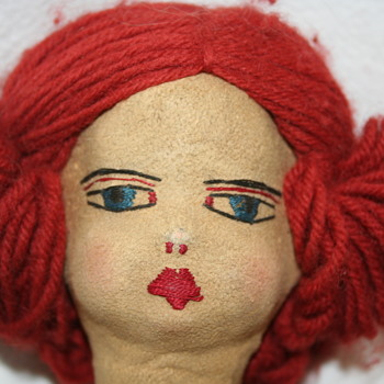 Ideas on this old doll???