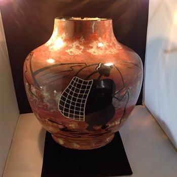 Manna Pottery Vase - Pottery
