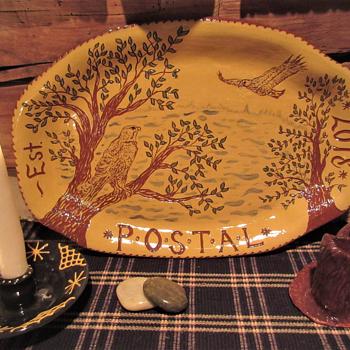 REDWARE - Pottery