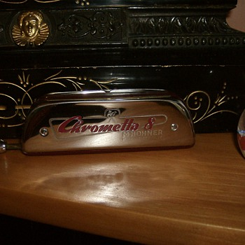 VINTAGE HARMONICA - Musical Instruments