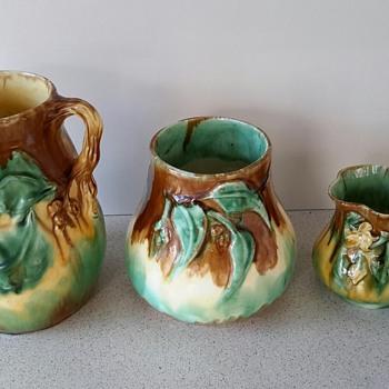 Australian Braemore Pottery Vases - Pottery