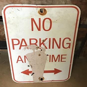 Vintage signs. - Signs