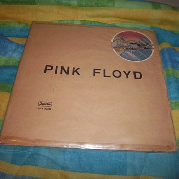 Pink Floyd - an interesting one - Records