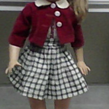 IDEAL 1960 TERRY TWIST DOLL - Dolls
