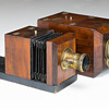 Two 1850s American Daguerreotype Cameras: An Important Design Transition