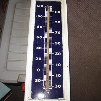 thermometer repair - Advertising