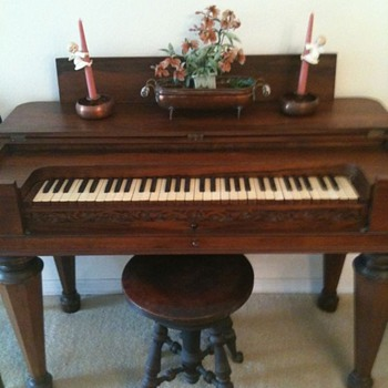 Organ/Piano Melodeon? - Musical Instruments