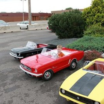 65, 67, and 71-73 Mustang Jr's - Classic Cars
