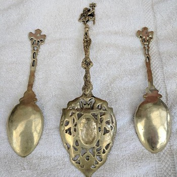 Need help identifying these - Silver