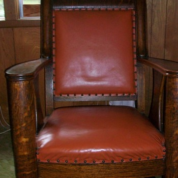 grandma's rocker - Furniture