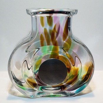 Unusual Riihimäki - Art Glass