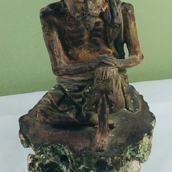 Chinese figure  - Asian