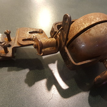 Eighty year old bike bell - Sporting Goods