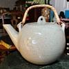 A Teapot Signed Bodia?